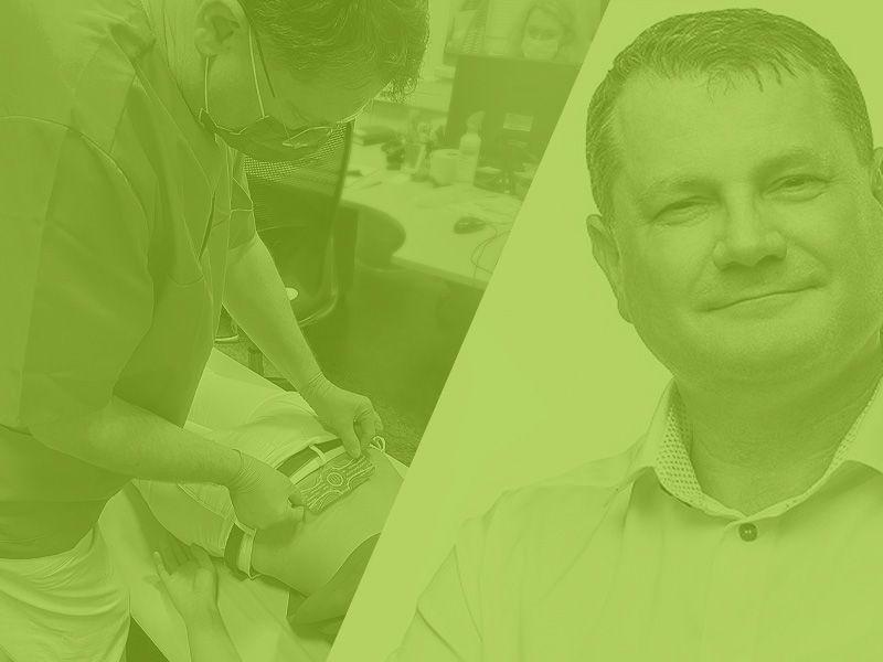 FIT THERAPY produkty odporúča aj renomovaný ortopéd MUDr. Peter Klein, MBA